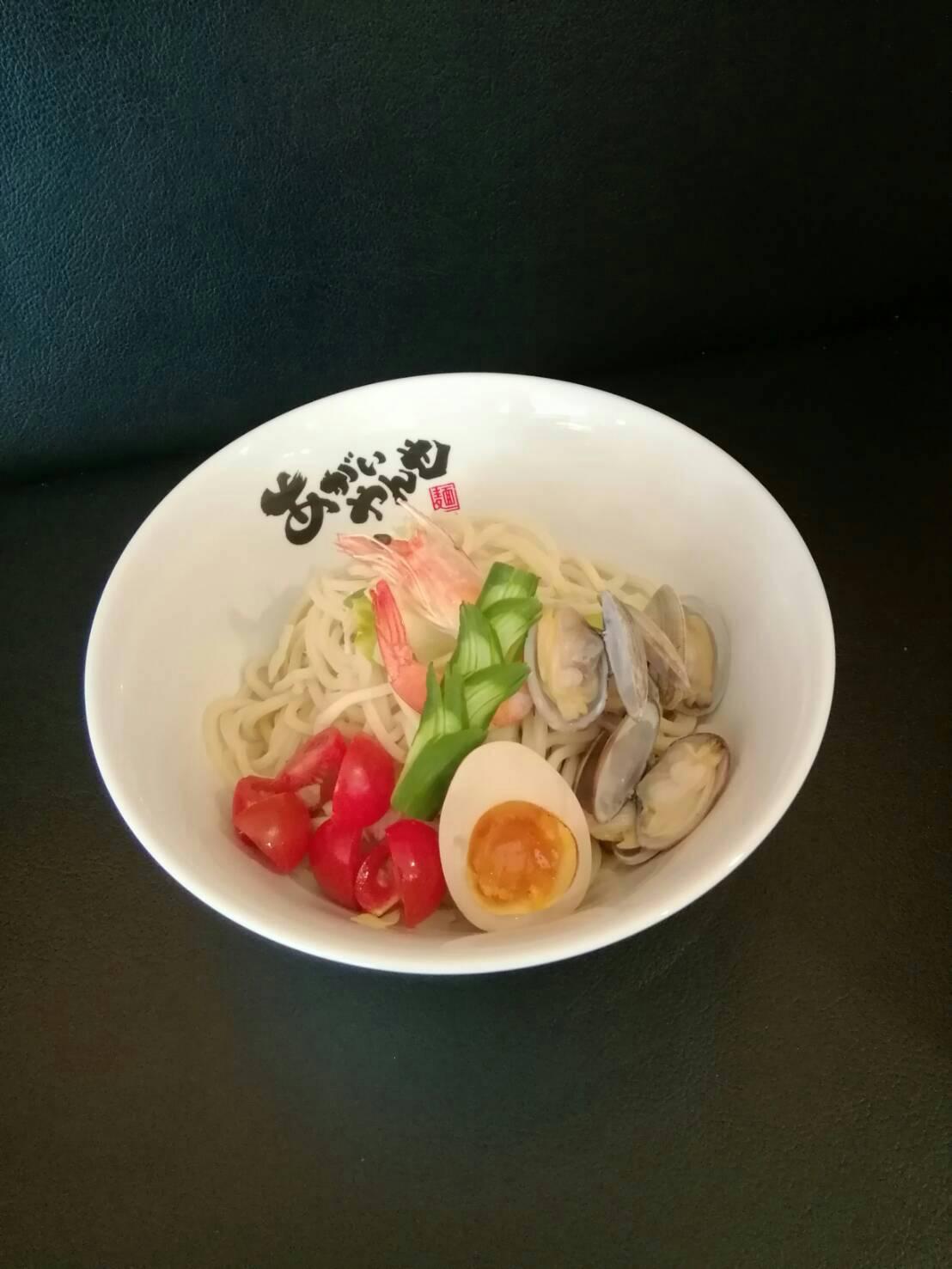 海鮮冷麺1